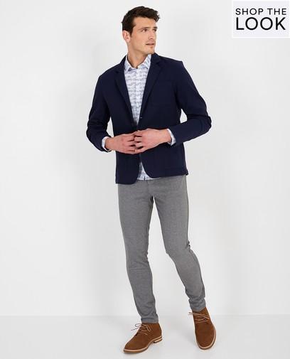 Comfortabele fit + classy look